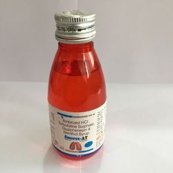 Ambroxol HCL Terbutaline Sulphate Guaiphenesin Syrup