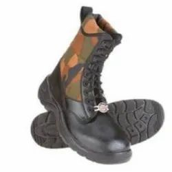 Liberty Make Warrior High Ankle Shoe