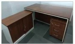 Office Table With Side Table