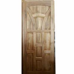 African Teak Wood Stylish Door