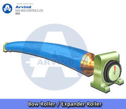 Bow Roller for Flexible Packaging Industry