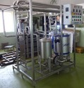 Mini Milk Processing Plant