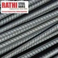 8mm - 25mm Rathi TMT Bars, For Building Construction