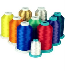Spun Sewing Threads