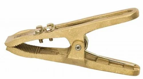 Brass Earth Clamp For Welding