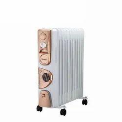 Warmex Aluminium Warmax OFR-11 PTC Fan Heater