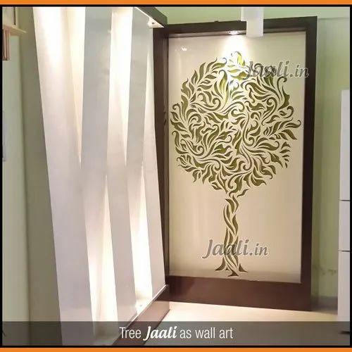 Mdf Tree Design Interior Jali Rs 30 Square Feet Jaali In Id 21461024412
