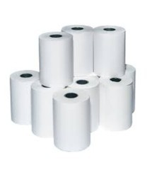 Thermal Paper Rolls (Plain / Printed)