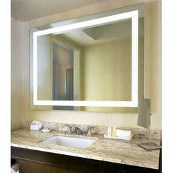 1830 x 2440 mm Rectangular LED Mirror