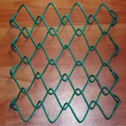 PVC Coated Chain Link Wire For Fence