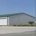 Modular Insulated Prefabricated Steel Structure, For House