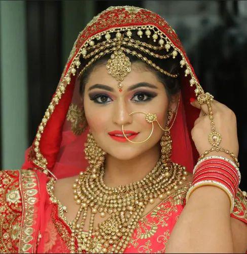 Bridal Makeup Service Make Up