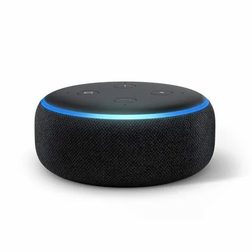 Echo Dot 9rd Gen New And Improved Smart Speaker With Alexa Black