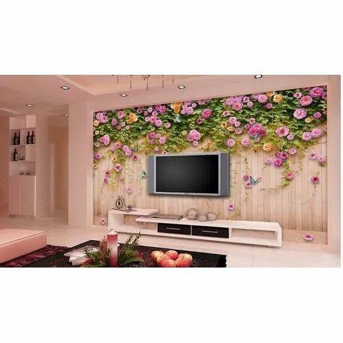 customized room wallpaper