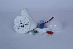 Syska Type LED Bulb Body