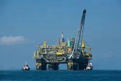 SHIP OIL RIG