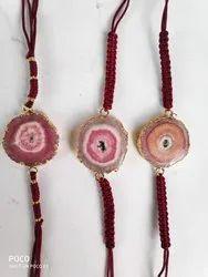 Agate Stone Rakhi