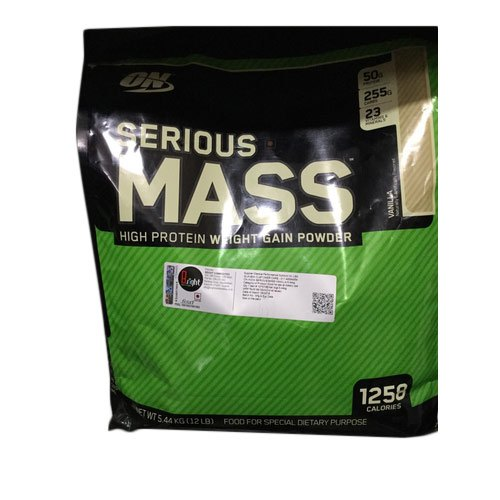 ON Weight Gain Powder, Packaging Type: Packet