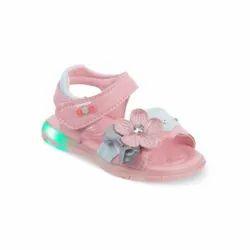 KTG794 Pink Girls Pink Sandal
