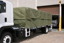 Truck HDPE Tarpaulin