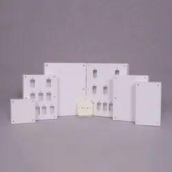 Preeti Plast Plastic Modular Switch Board