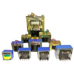 50 Hz 120mamp PCB Mount Transformers, Input Voltage: 230v