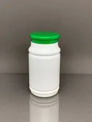 HDPE Powder Jar Ayurvedic Powder Jar