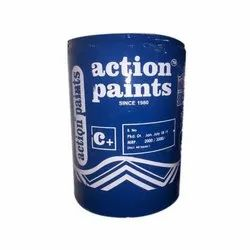 High Sheen Wood 20 Litre Action Premium Gloss Enamel Paint for Industrial, Packaging Type: Tin