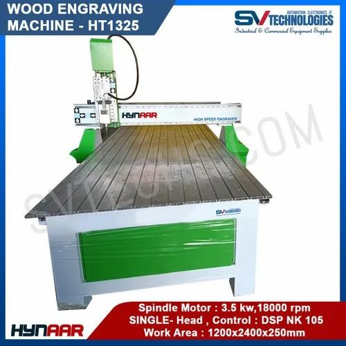 CNC Engraving & Cutting Machine