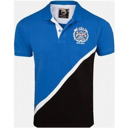 Blue And Black Promotional T-shirt
