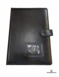 Leather Document File