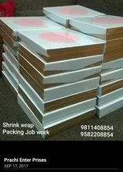 Shrink packing job work
