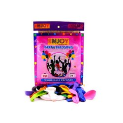 Party Balloons, Packaging Type: Packet, Size: 9