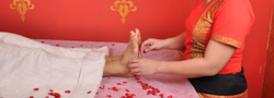 Foot Reflexology Massage Services