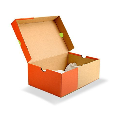 Corrugated Shoe Box, for Shoe Packaging