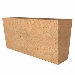 IS 8 38% Fire Bricks, Size: 9X4.5X3 Inch