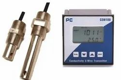 Conductivity Meter With Sensor