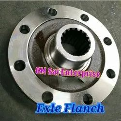 Stainless Steel High Pressure Axle Flange