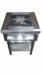 Commercial Single Burner Gas Stove