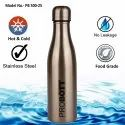 Probott Stainless Steel Double Wall Vacuum Flask Spectra Bottle 600ml PB 600-06