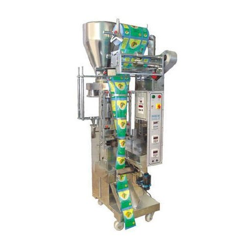 Stainless Steel Geamseal Powder Pouch Packing Machine, Automation Grade: Automatic