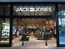Decent Signs Acrylic Back LED Sign Boards Brand Jack Jones Hyderabad