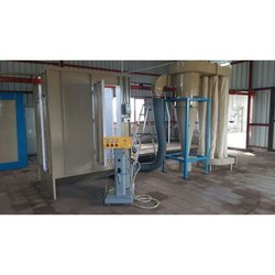 PON-E AUTOMATIC Powder Coating Booth