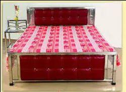 MS Steel Designer Bed