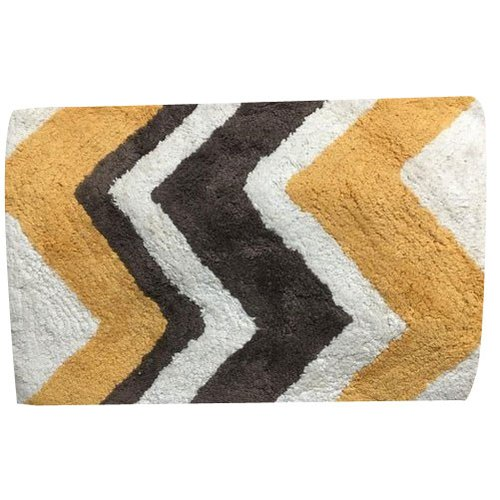 Optional Zig Zag Design Floor Mat, Rs
