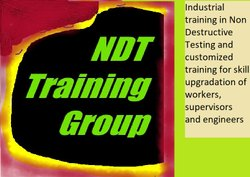 One Week To One Month NDT Training For Level-I and Level-II
