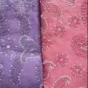 Chikankari Dress Material