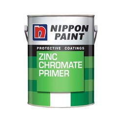 Enamel Zinc Chromate Yellow Primer