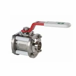 Stainless Steel High Pressure Cryogenic Ball Valves, Size: DN8 to DN100, for Industrial