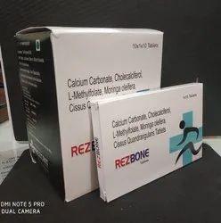 Calcium Citrate Tablets, Prescription
